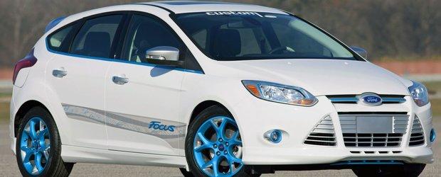 Ford Focus - 3 modalitati de tuning prezentate la LA Auto Show