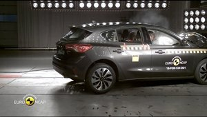 Ford Focus - Crash test Euro NCAP