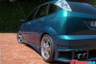Ford focus custom wheels