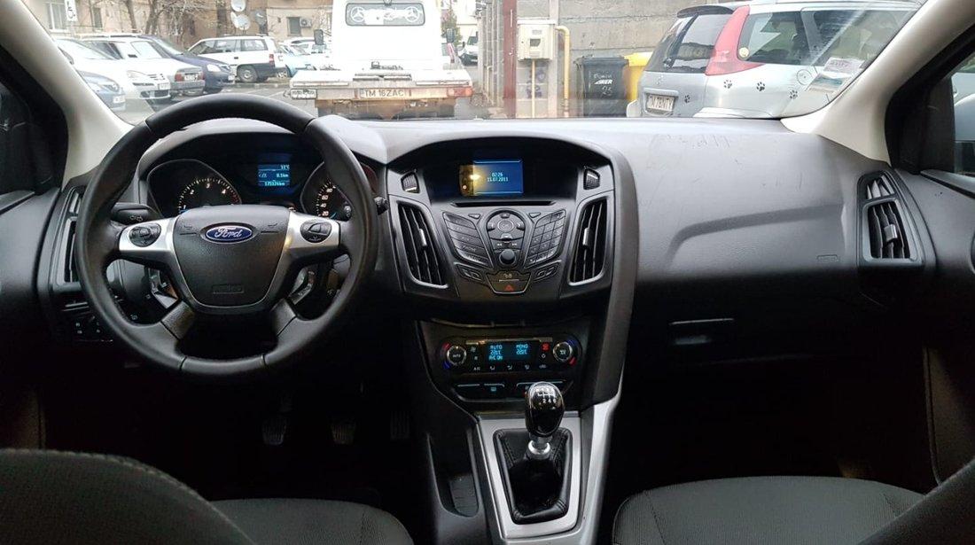 Ford Focus ECOFLEX 2012 EURO 5 2012