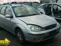 Ford Focus facelift 1 8tdci