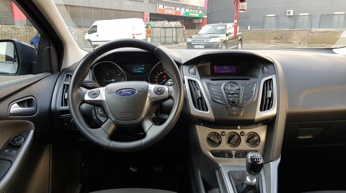 Ford Focus mk3 2012