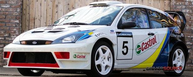 Ford Focus, plus motor V8 si 420 CP. Reteta unei nebunii totale.