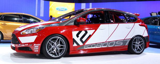 Ford Focus Race Car Concept - dezvaluit la Los Angeles