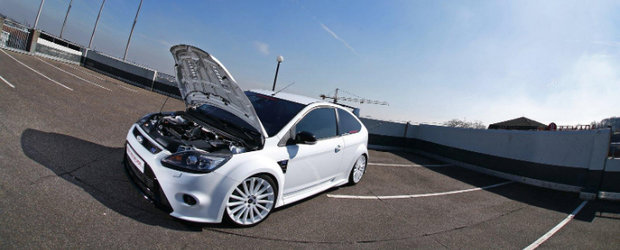 Ford Focus RS by MR Car Design - 360 cai putere, o doza extra de nebunie