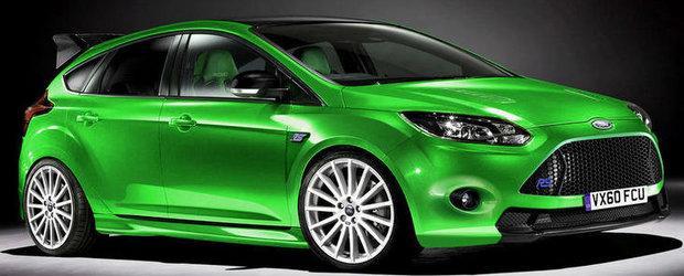 Ford Focus RS Mk3 - Noi detalii ies la iveala