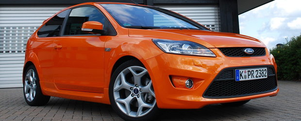 Ford Focus ST a murit. Traiasca viitorul ST!