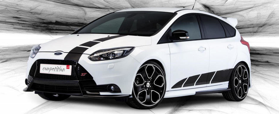 Ford Focus ST by MS Design - Plus de agresivitate vizuala, debut la Geneva Motor Show