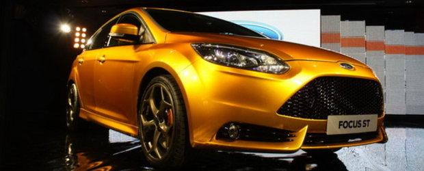 Ford Focus ST - Un hot hatch numai bun de iubit!