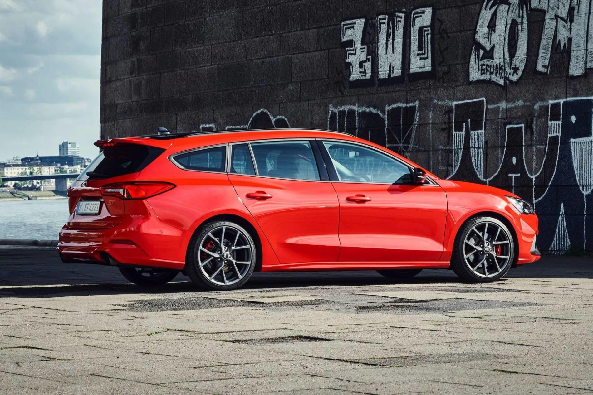 Ford Focus ST Wagon - Ford Focus ST Wagon
