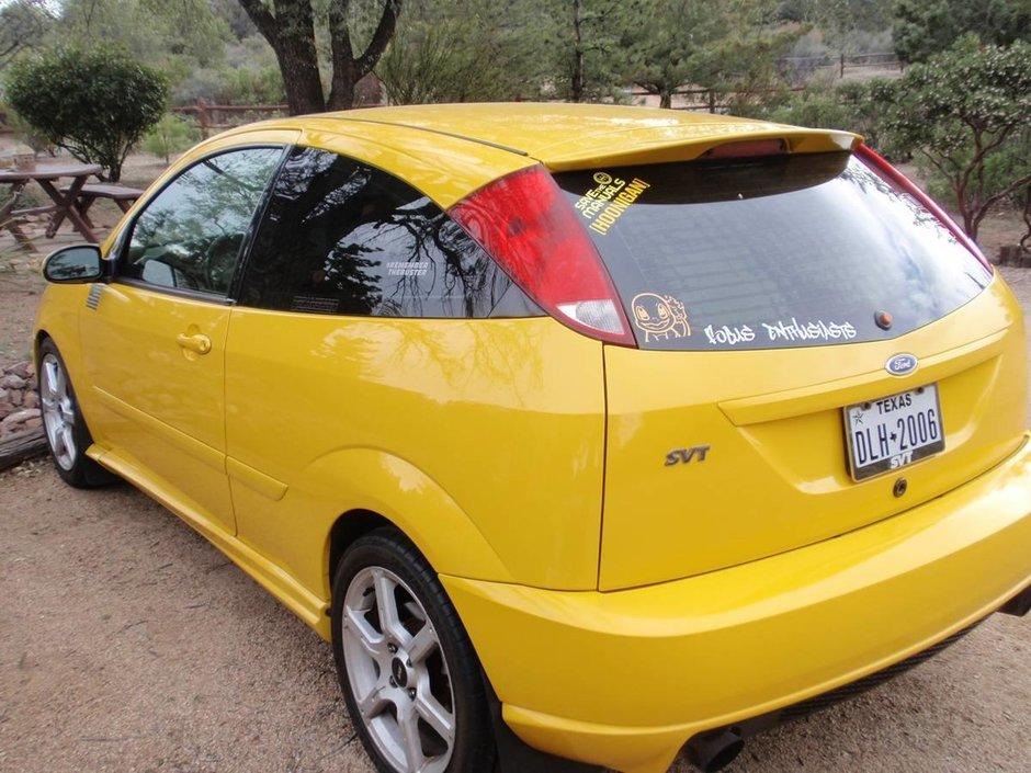 Ford Focus SVT de vanzare