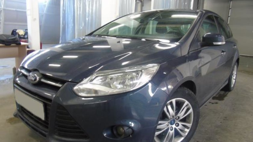 Ford Focus Trend 1.6 TDCi DPF 116 CP M6 2012