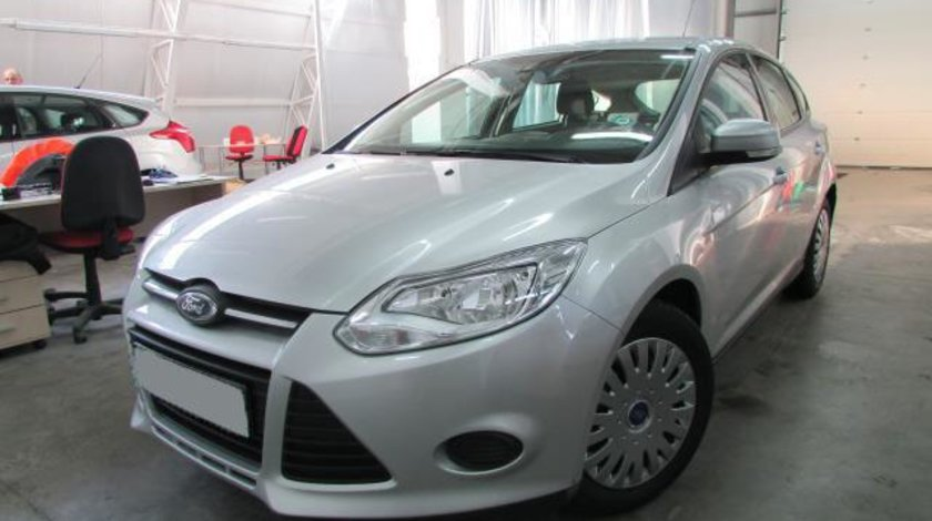 Ford Focus Trend 1.6 TDCi DPF 95 CP M6 2013