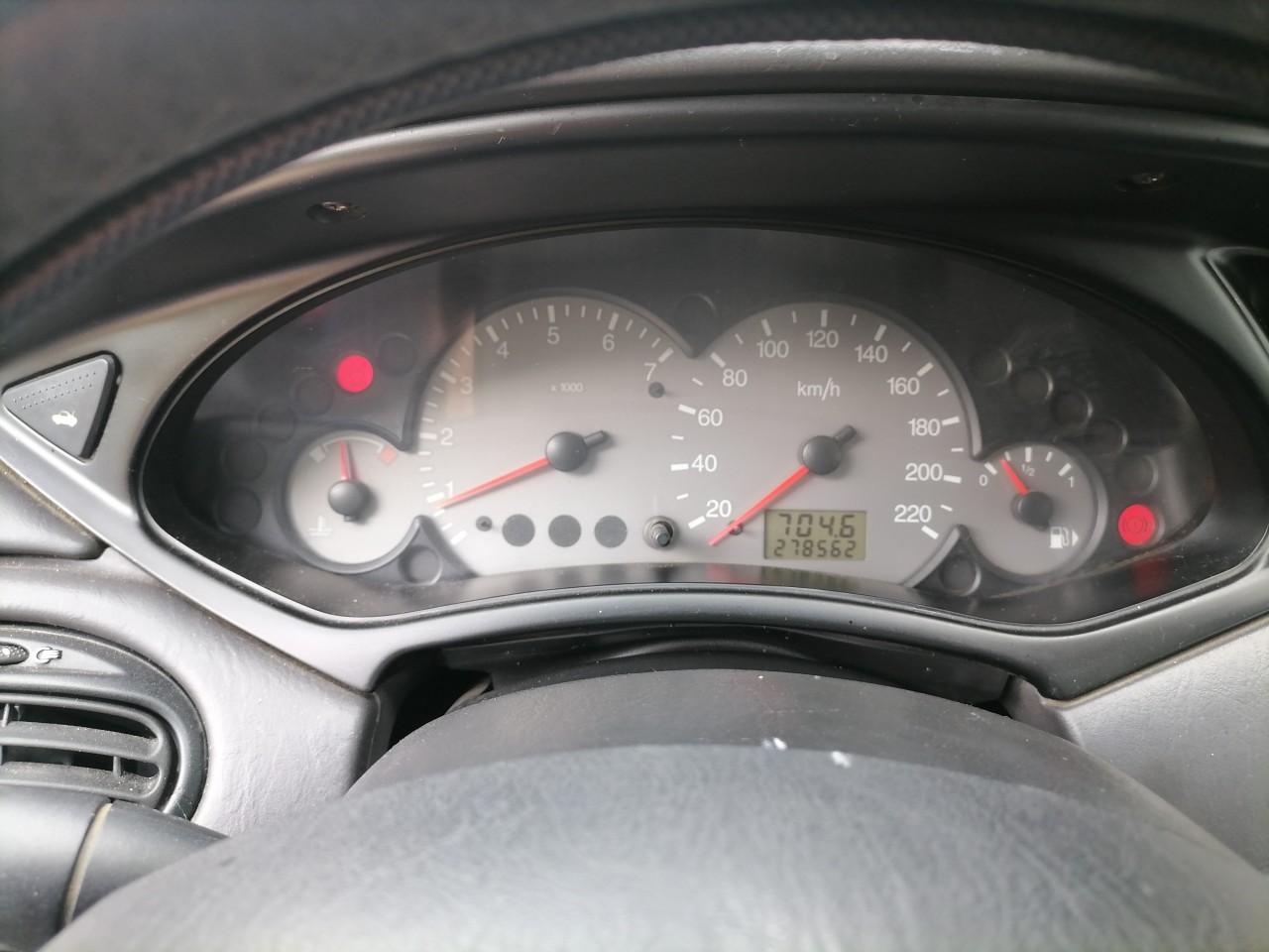 Ford Focus Zetec 2000