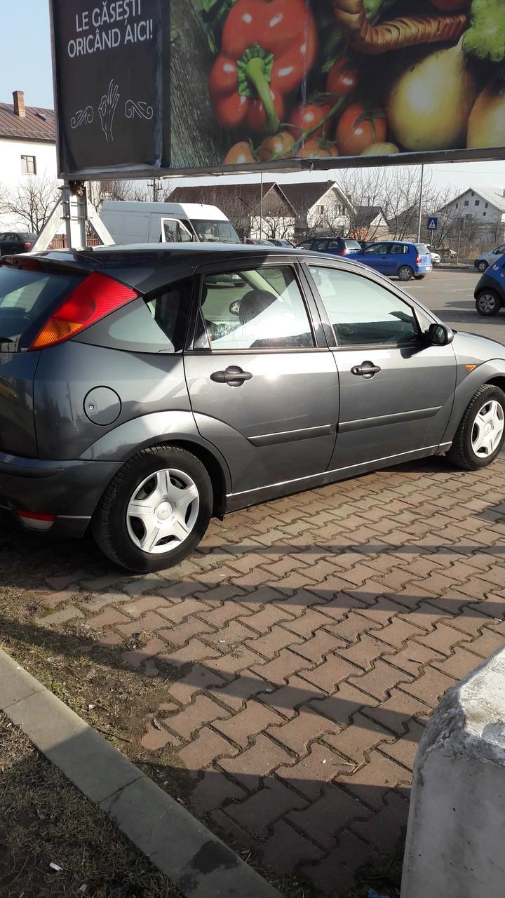 Ford Focus Zetec 2002