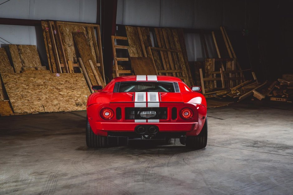 Ford GT cu 11.7 mile