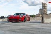 Ford GT de la Heffner Performance