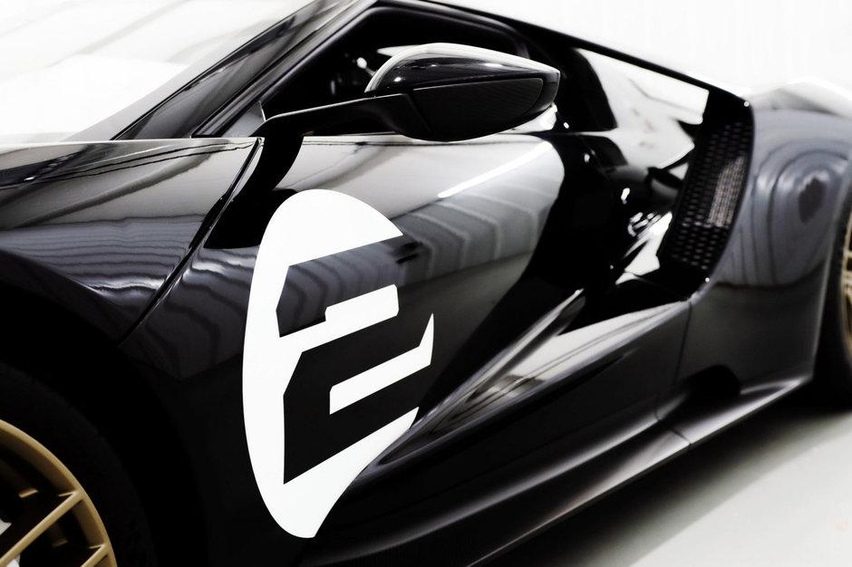 Ford GT Heritage Edition de vanzare