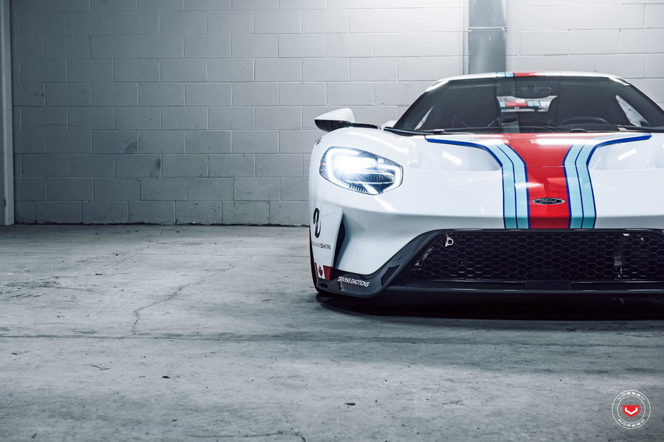 Ford GT Martini Racing
