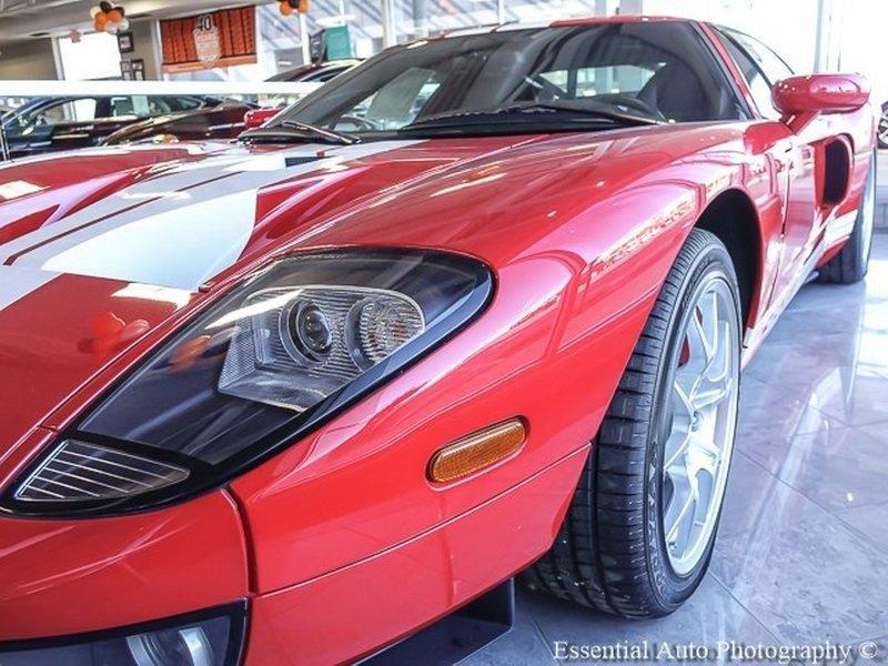 Ford GT niciodata inmatriculat