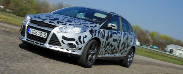 Ford incepe dezvoltarea viitorului Focus ST
