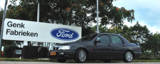 Ford inchide o uzina din Belgia