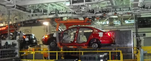 Ford investeste in fabrica sa din China inca 600 de milioane de dolari