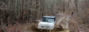 Ford iti arata cum va fura noul BRONCO din clientii de Land Rover si Mercedes. VIDEO cu masina la joaca prin noroaie