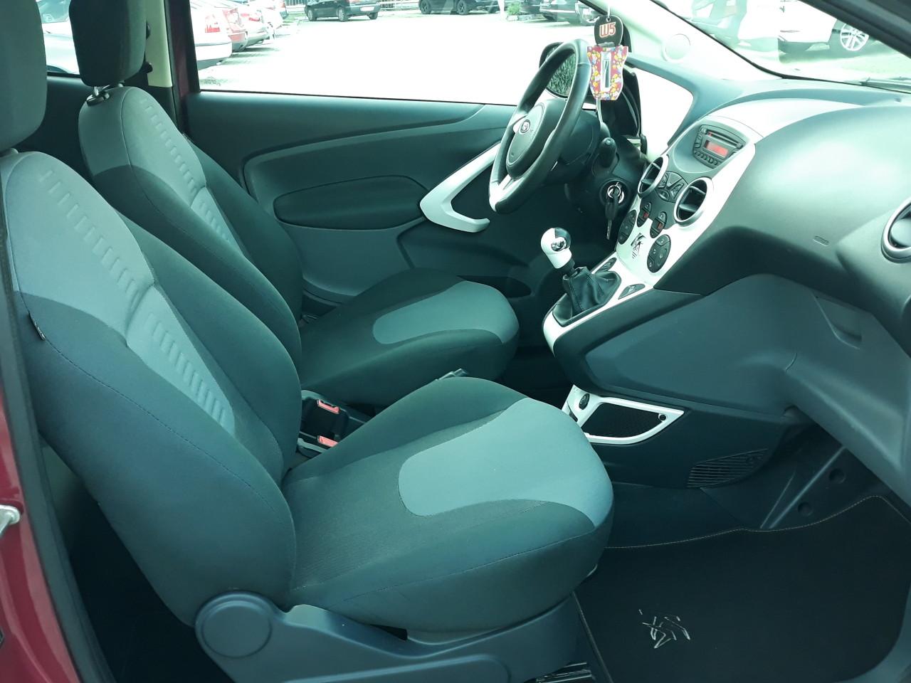 Ford KA TITANIUM 1.3Benzina 69Cp.Euro6.KLIMATRONIC.Panoramic 2014