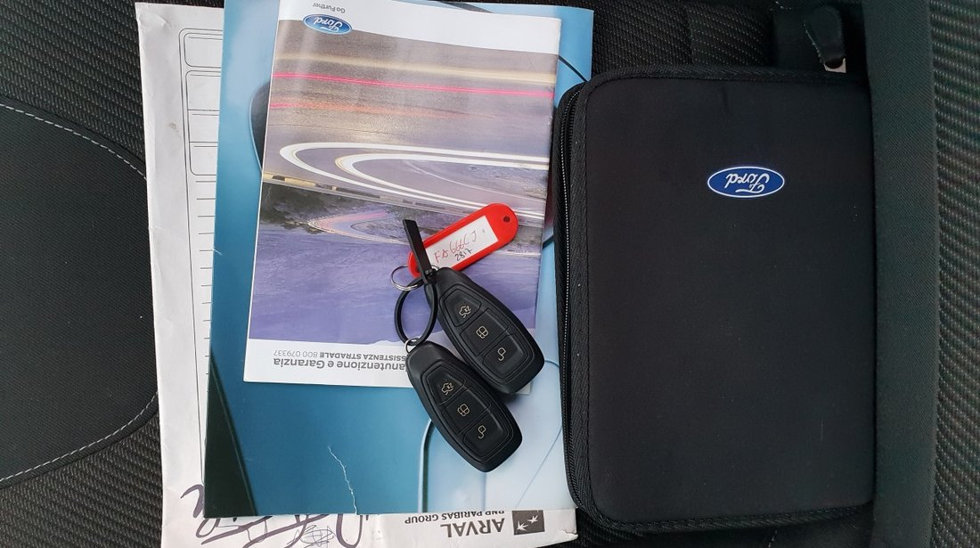 Ford Kuga 2.0 diesel 2015