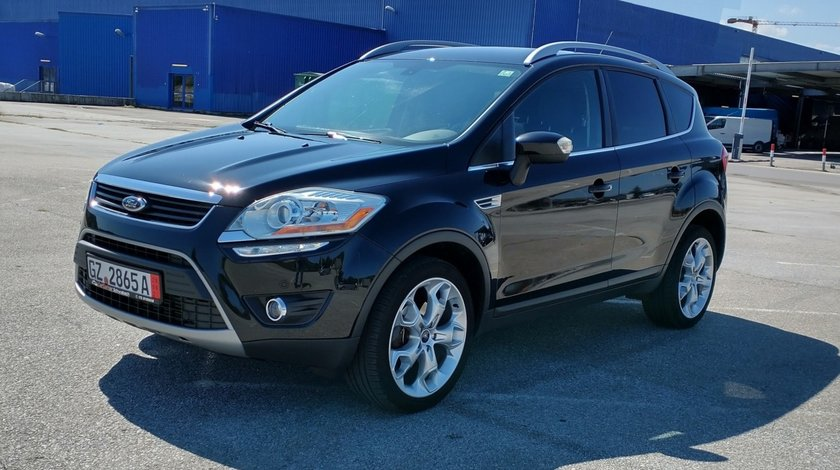 "Ford Kuga Titanium 4x4 Euro 5 XENON LED Navi Alu 19"" Camera  Full 2013"