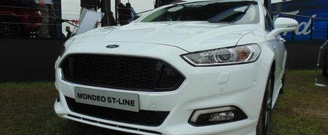 Ford lanseaza pachetul ST-Line pentru Fiesta, Focus si Mondeo