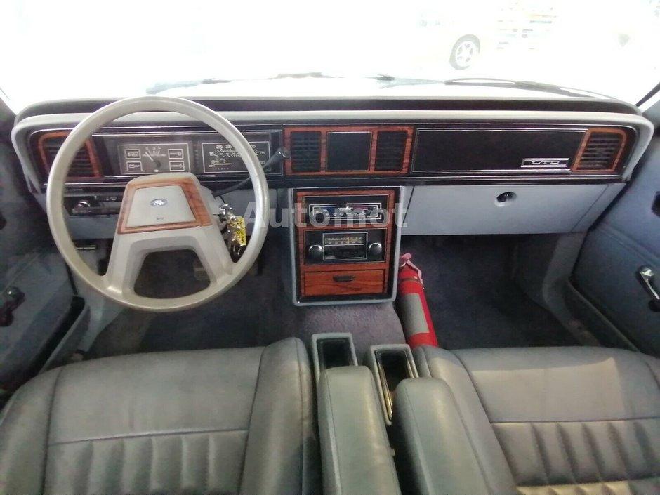 Ford LTD pictat de vanzare