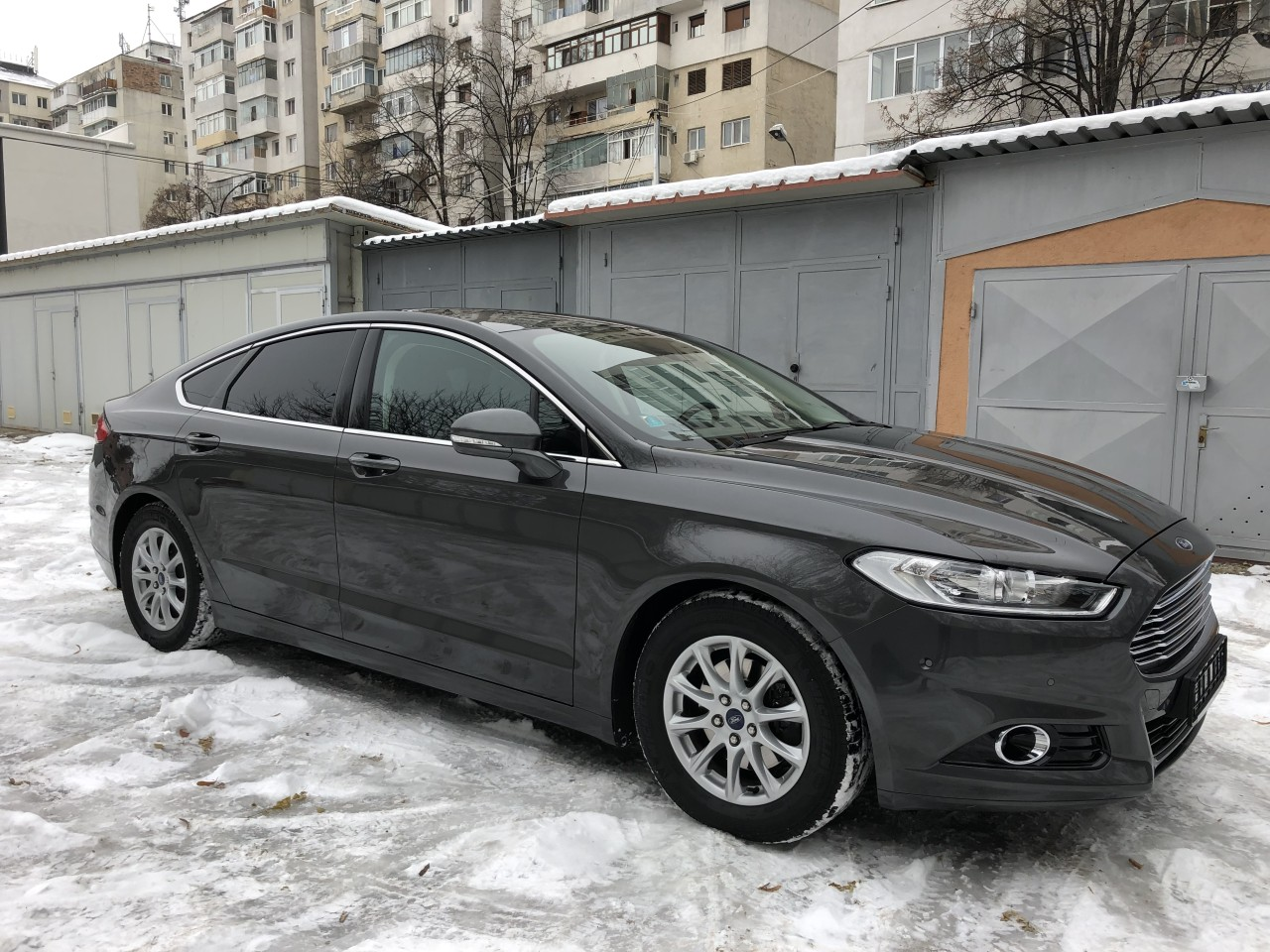 Ford Mondeo 1.6 2015