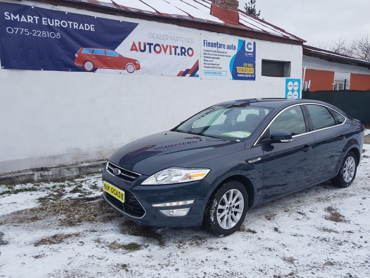 Ford Mondeo 1,6tdci 2011