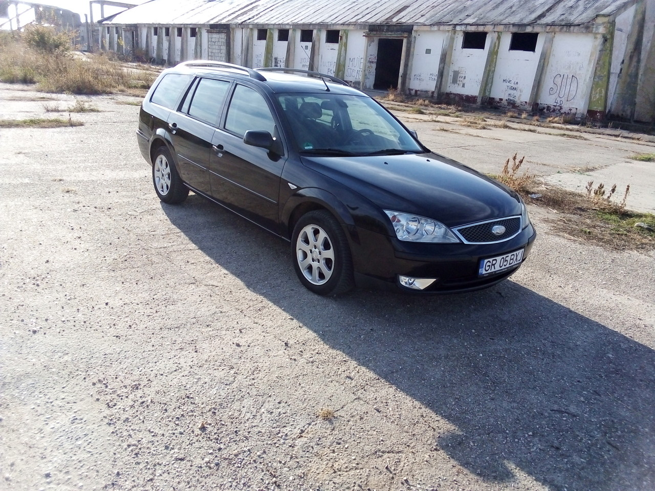 Ford Mondeo 1998 2004