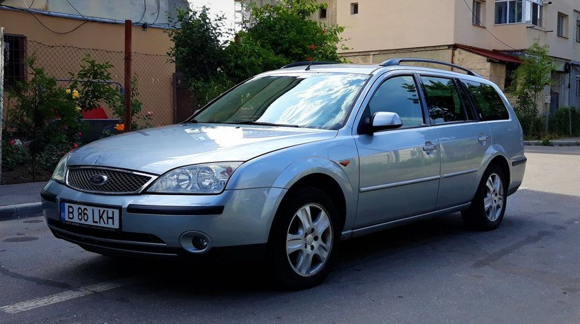 Ford Mondeo 2.0 TDCi 2003