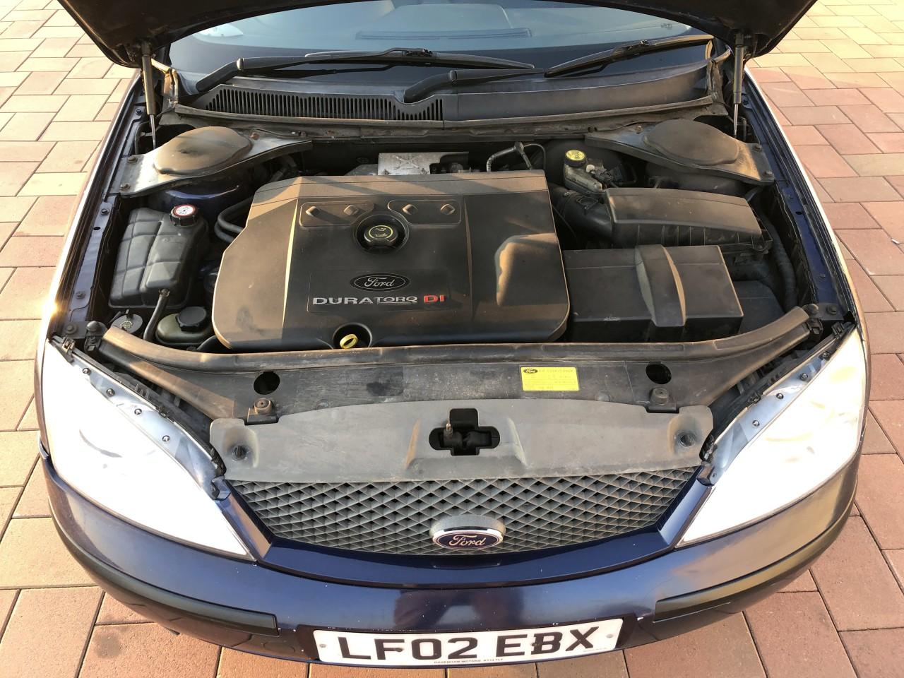 Ford Mondeo 2.0 tddi 2002
