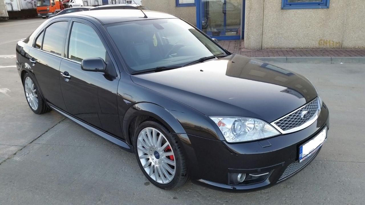 Ford Mondeo 2,2 2007