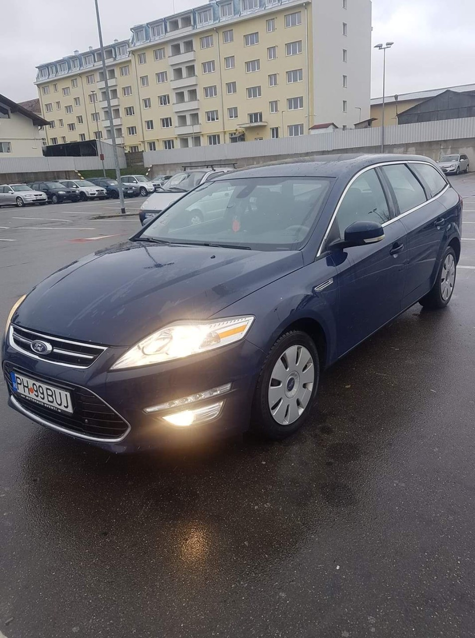 Ford Mondeo DISEL 2011