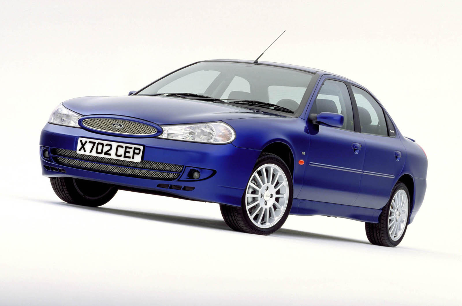 Ford Mondeo - Istorie - Ford Mondeo - Istorie