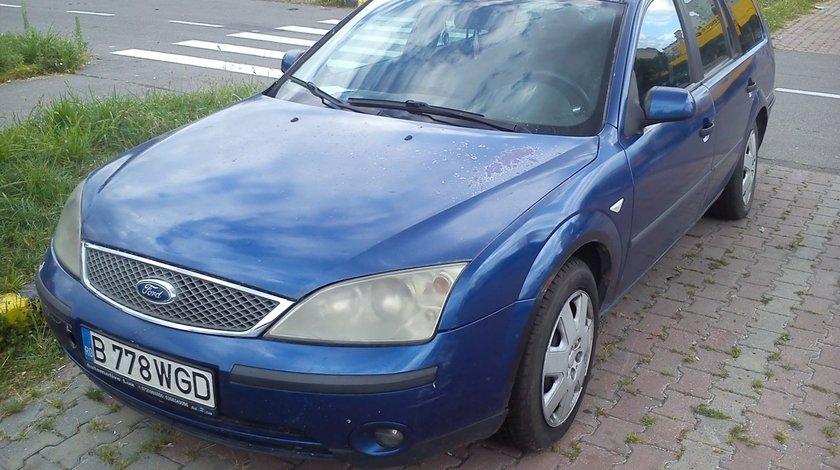 Ford Mondeo tddi 2001