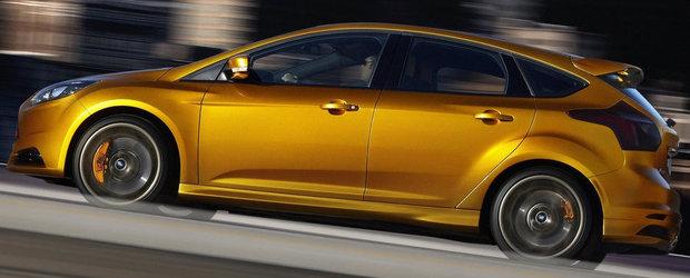 Ford Motor cere eliminarea taxelor vamale si standarde comune in privinta poluarii