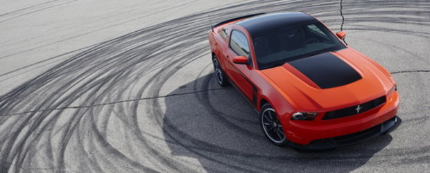 Ford Mustang Boss 302 s-a intors dupa o absenta de 40 de ani!