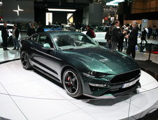 Ford Mustang Bullitt - Poze de la Geneva