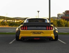 Ford Mustang by Clinched