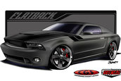 Ford Mustang FlatBack by CGS Motorsports