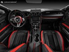 Ford Mustang GT Cabrio de la Carlex
