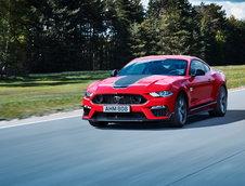 Ford Mustang Mach 1 - Start livrari