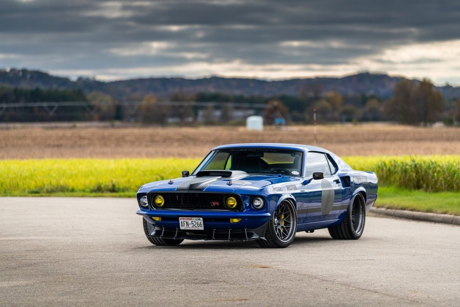 Ford Mustang Mach 1 UNKL